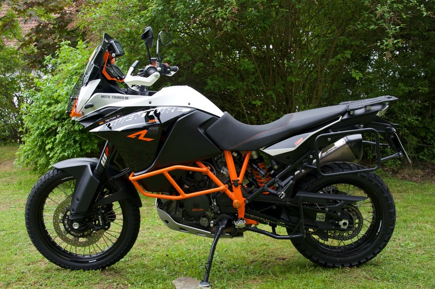 001-KTM Adventure 1190 R - Links