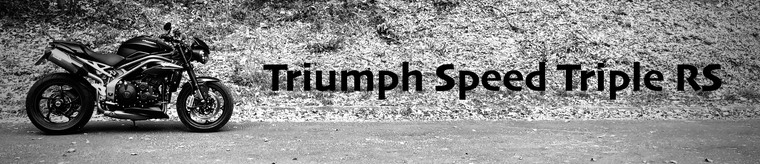 001-Triumph Speed Triple RS Titel