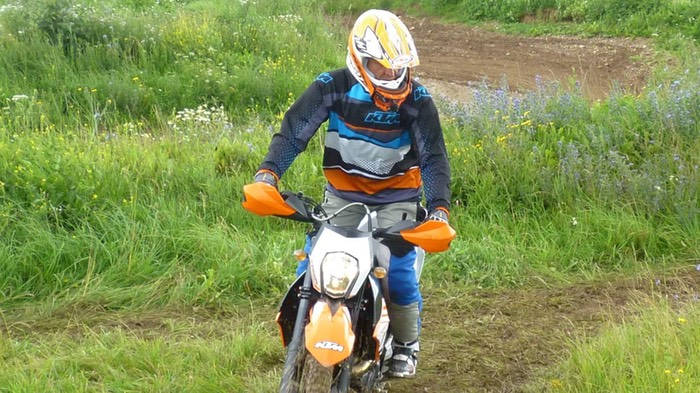 051-14072012 Enduro Training bei Stefan Hessler